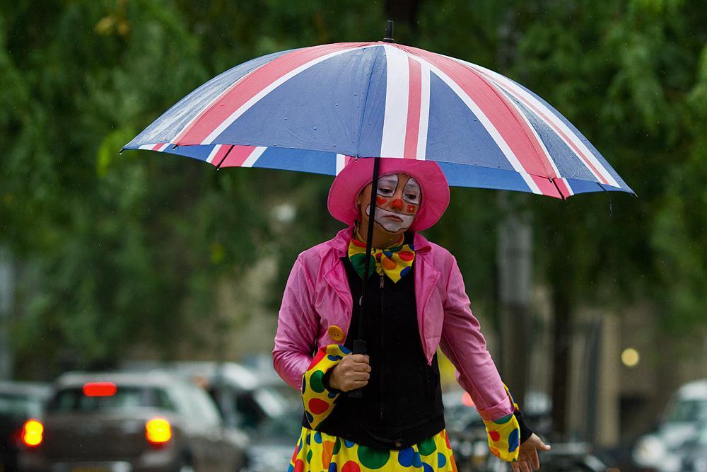 vädret london